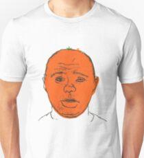 Karl Pilkington - Head Like an Orange Unisex T-Shirt