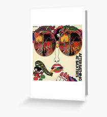 Psychedelic Art - Sixties - Jefferson Airplane Greeting Card