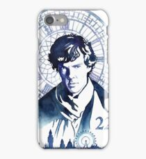 Sherlock- 221B iPhone Case/Skin