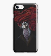 Goofy in a Red Turban iPhone Case/Skin