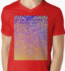 Colorful Corroded Background T-Shirt