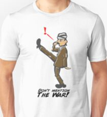 Basil Fawlty - Funny Walk - Fawlty Towers Unisex T-Shirt