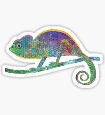 C is for Chameleon Sticker