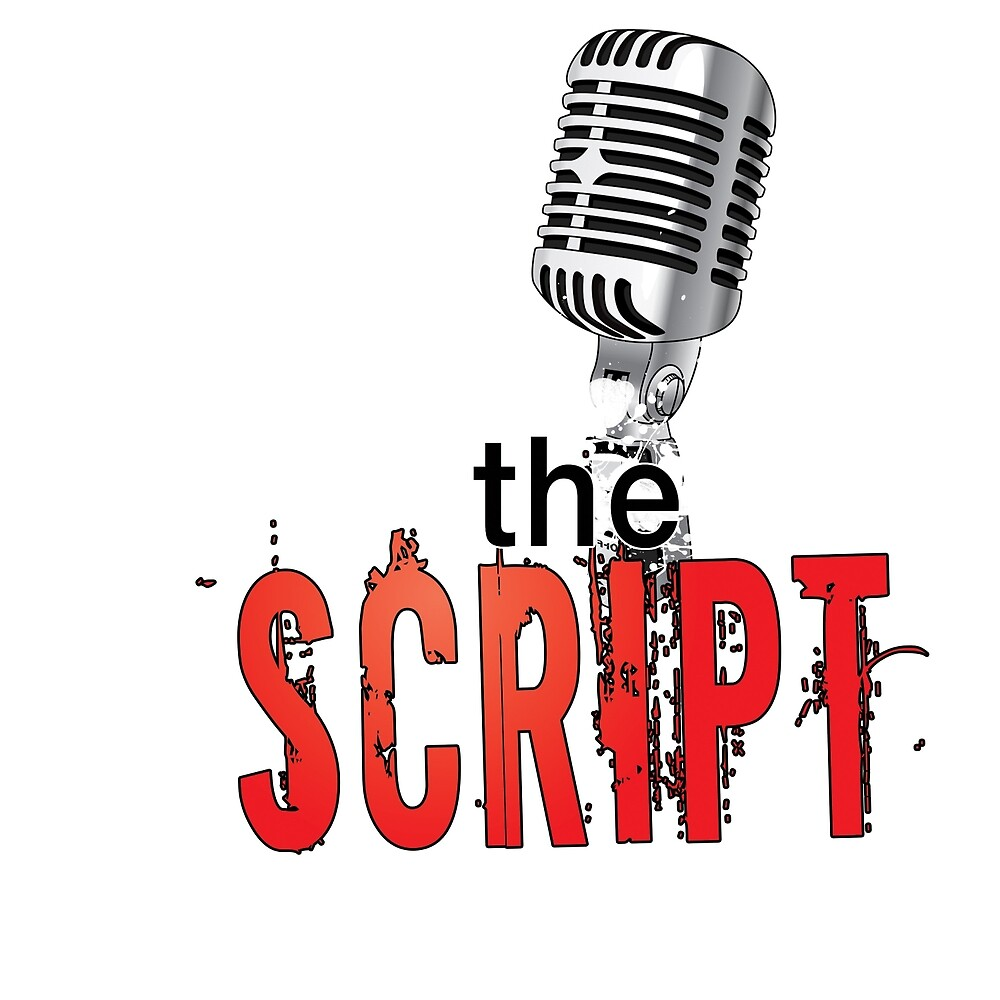 Off The Script Logo by JDfromNY206