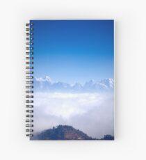 Himalayan Range Spiral Notebook