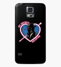 Clockwork Dick Case/Skin for Samsung Galaxy