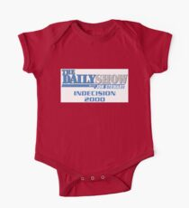 The Daily Show with Jon Stewart: Indecision 2000 One Piece - Short Sleeve