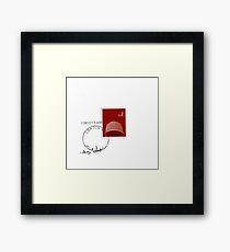 Skepta Framed Print