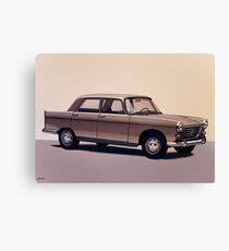 Peugeot 404 Painting Canvas Print