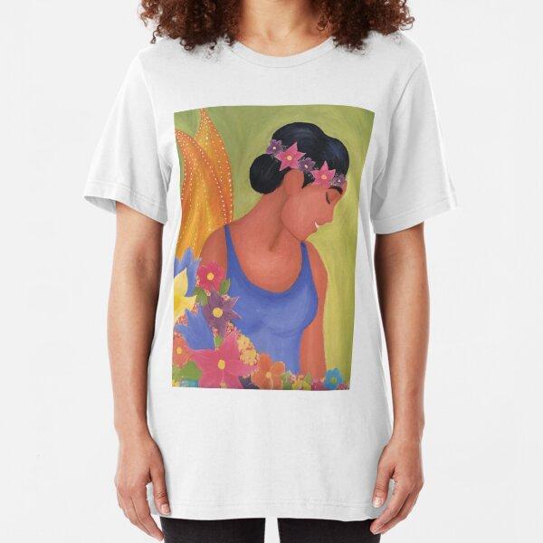 Fairy Princess Slim Fit T-Shirt