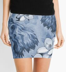 Very Kerry Blue Mini Skirt