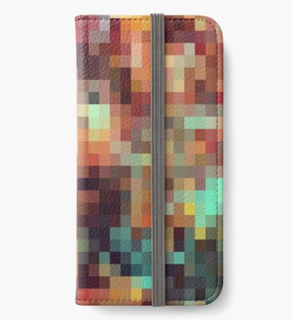 Nature Pixels No.11 iPhone Wallet