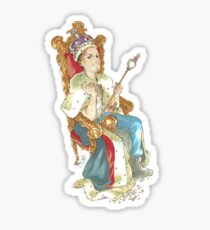 Crown Jewels Moriarty Sticker