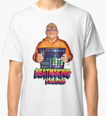 Beatmaking Is Not a Crime Classic T-Shirt