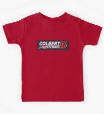 Colbert & Stewart 2016 Election Kids Tee