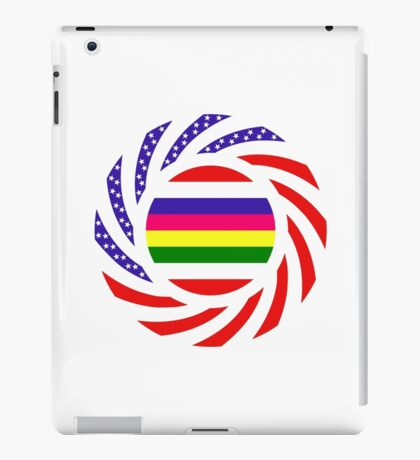 Korean American Multinational Patriot Flag Series 2.0 iPad Case/Skin