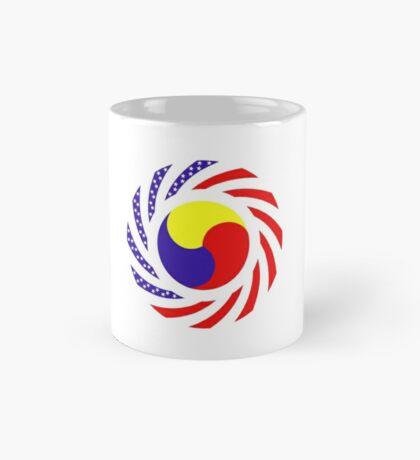 Korean American Multinational Patriot Flag Series 3.0 Mug