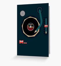 Vinyl Is *myart Greeting Card