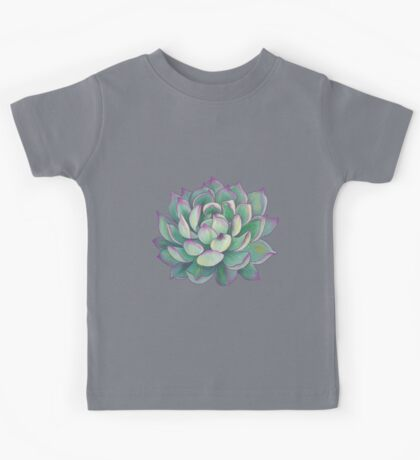 Succulent plant Kids Clothes