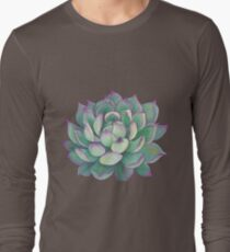 Succulent plant Long Sleeve T-Shirt