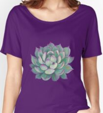 Succulent plant Women's Relaxed Fit T-Shirt