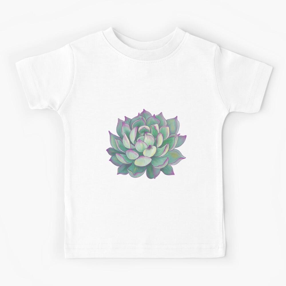 Succulent plant Kids T-Shirt