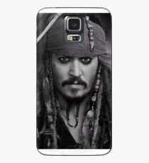 Jack Sparrow Case/Skin for Samsung Galaxy
