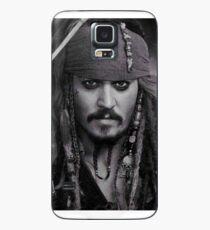 Funda/vinilo para Samsung Galaxy Jack Sparrow