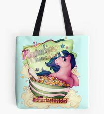 Rainbow Munchies! - Unicorn Cereal Tote Bag