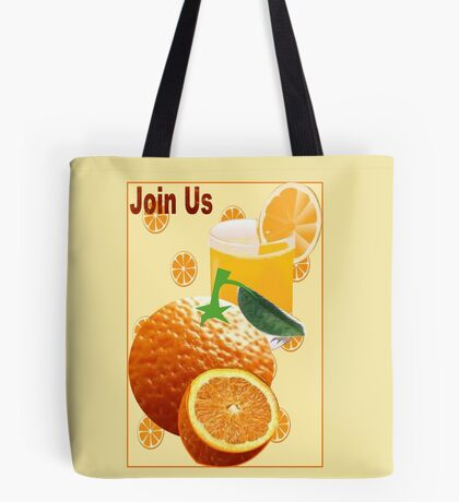 Invitation to a Cocktail Party ( 2044 views) Tote Bag