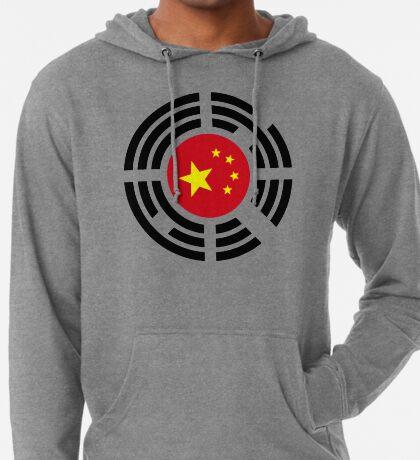 Korean Chinese Multinational Patriot Flag Series Lightweight Hoodie