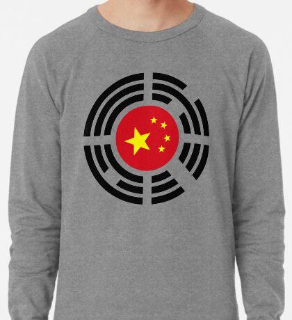 Korean Chinese Multinational Patriot Flag Series Lightweight Sweatshirt