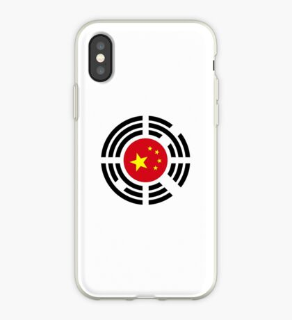 Korean Chinese Multinational Patriot Flag Series iPhone Case