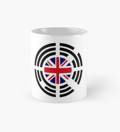 Korean Brit Multinational Patriot Flag Series Mug