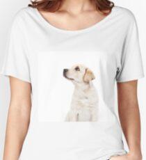 Labrador Puppy  Women's Relaxed Fit T-Shirt