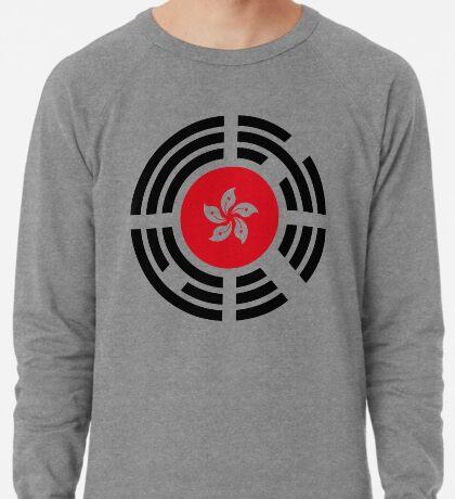 Korean Hong Kong Multinational Patriot Flag Series Lightweight Sweatshirt