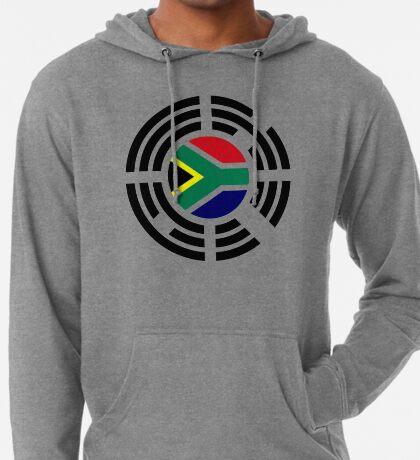 Korean South African Multinational Patriot Flag Series Lightweight Hoodie