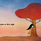 Love at first sight by Nadine Feghaly