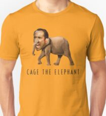 Nicolas Cage The Elephant T-Shirt
