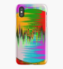 Colour Interference iPhone Case/Skin