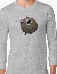 Cute Fat Kiwi Long Sleeve T-Shirt