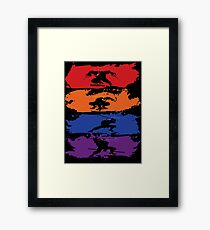 Teenage Mutant Ninja Turtles - New - Official Framed Print