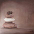 Zen stones by eleni dreamel