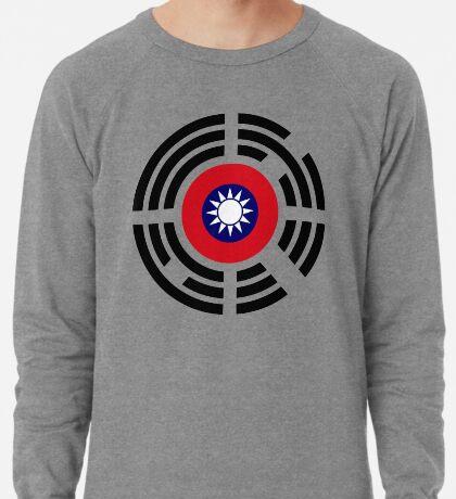 Korean Taiwanese Multinational Patriot Flag Series Lightweight Sweatshirt