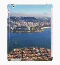 Beautiful Rio de Janeiro iPad Case/Skin