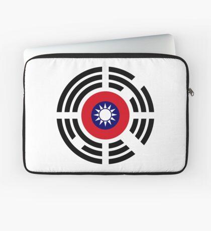 Korean Taiwanese Multinational Patriot Flag Series Laptop Sleeve