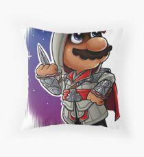Mario Auditore Da Firenze Throw Pillow