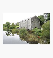 Mill on the Fleet Photographic Print