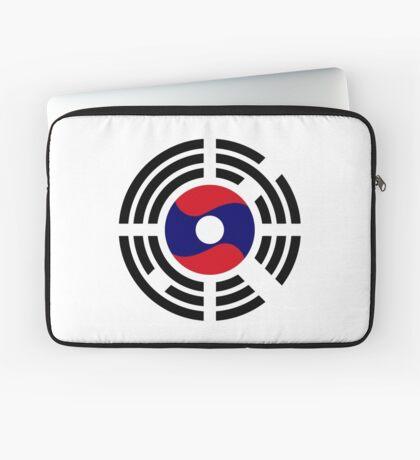 Korean Laotian Multinational Patriot Flag Series Laptop Sleeve