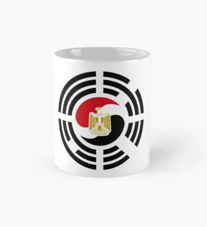 Korean Egyptian Multinational Patriot Flag Series Mug